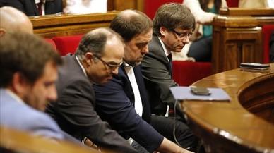 Aprobada la ley que sienta las bases de la hacienda catalana