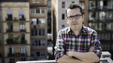 """David Vázquez, educador social: """"Ningú està vacunat contra el sensellarisme"""""""