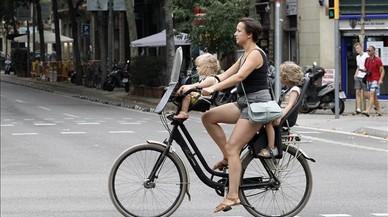La red de carriles bici ya ha crecido un 40% en dos años
