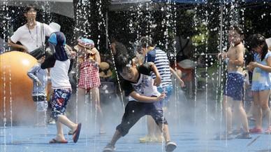 El juliol va ser el mes més calorós de la Terra des del 1880