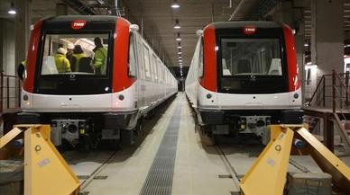 La línia 1 del metro torna a funcionar entre Torras i Bages i Fondo