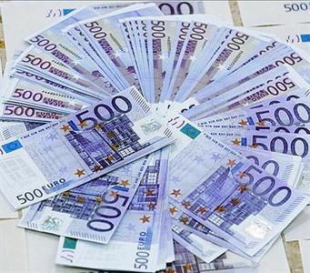 Billetes de 500 euros, los más utilizados para evadir impuestos.