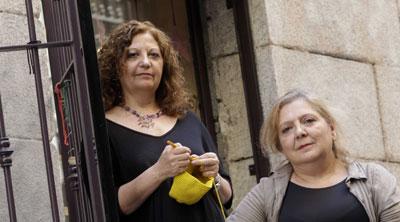 Julia y Antonia