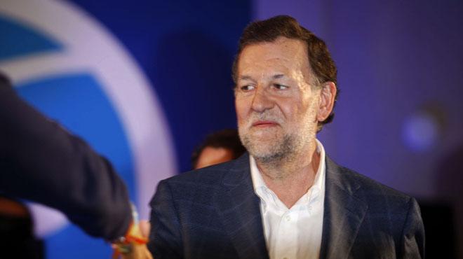 Mariano Rajoy, minutos después de la agresión: Estoy muy bien, estupendamente, sin problema
