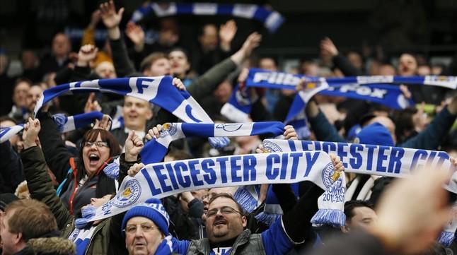Un aficionado del Leicester gana miles de euros por cancelar una apuesta