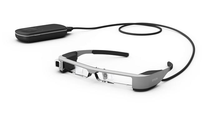 MWC: Epson llançarà una nova versió de les seves ulleres intel·ligents, les Moverio BT-300