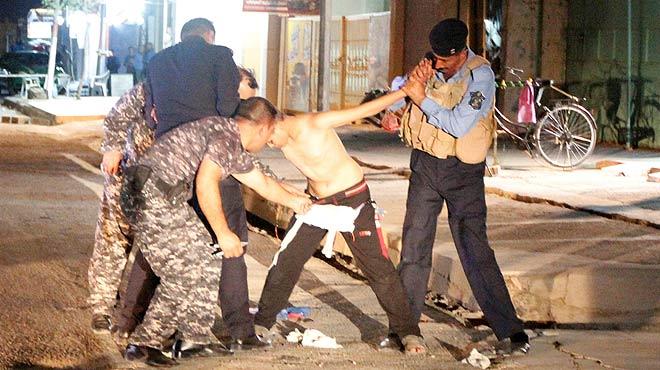 Policies iraquians detenen i treuen un cinturó bomba a un nen que volia atemptar a Kirkuk