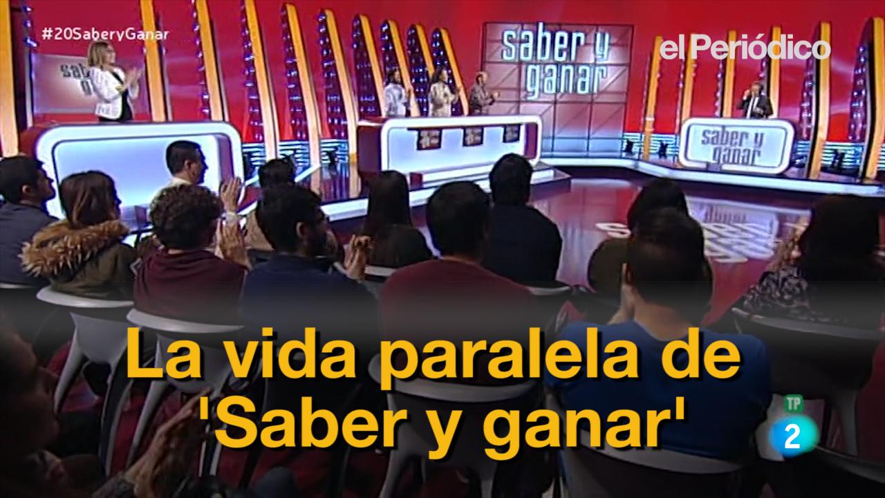 Concursants de Saber y ganar - OK