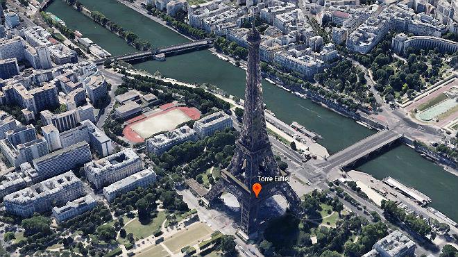 Aquest és el nou Google Earth