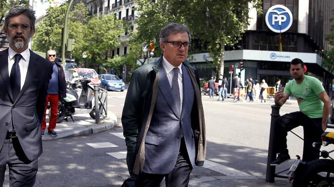 El juez de la Mata dicta prisión sin fianza para Jordi Pujol Ferrusola