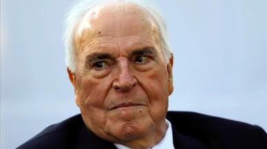 Mor Helmut Kohl, l'artífex de la reunificació d'Alemanya