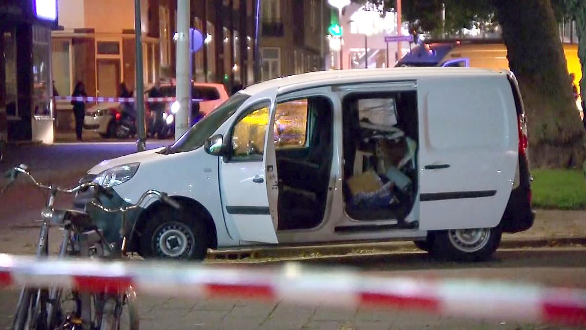 El conductor español de una furgoneta desata una alerta terrorista en la ciudad de Rotterdam