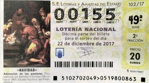 zentauroepp40617356 decimo de loter a 155171222142233
