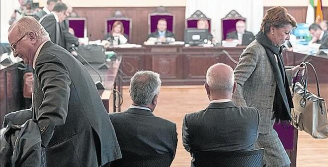 La declaración de Manuel Chaves en el juicio de los ERE, en directo