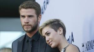 Miley Cyrus y Liam Hemswort se han casado