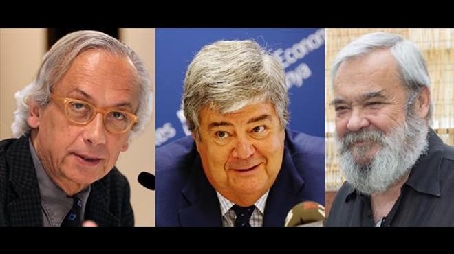 Creu de Sant Jordi per a Argullol, Clotet, López Casasnovas i Ada Parellada