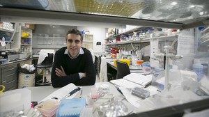El doctor Manel Esteller, sabio de la lucha contra el c�ncer.