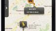 El mòbil s'omple d'aplicacions per demanar taxi i seguir el seu recorregut