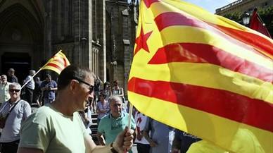 EH Bildu suspende una manifestación a favor del 'procés' por los atentados