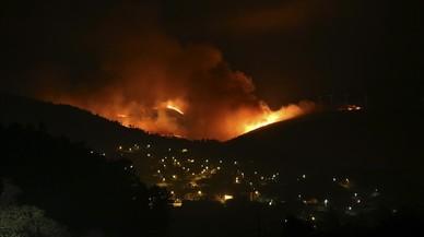 La calor dispara el risc extrem d'incendis en àmplies zones d'Espanya