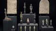 La peque�a pero valiosa colecci�n Cano, en el Museu Egipci