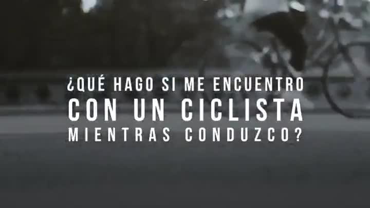 Com avançar un ciclista
