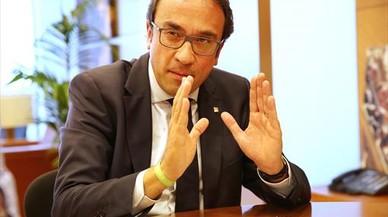 """El Govern acusa a la CUP de """"gesticular"""" y le avisa de que sus """"planteamientos ofensivos"""" restan"""
