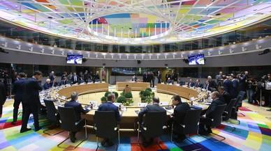 La UE presume de unidad ante May