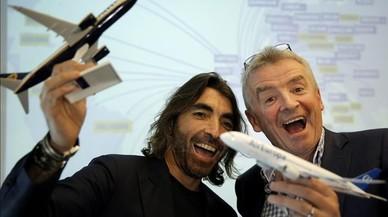Ryanair i Air Europa s'alien per comercialitzar els seus vols de llarg recorregut
