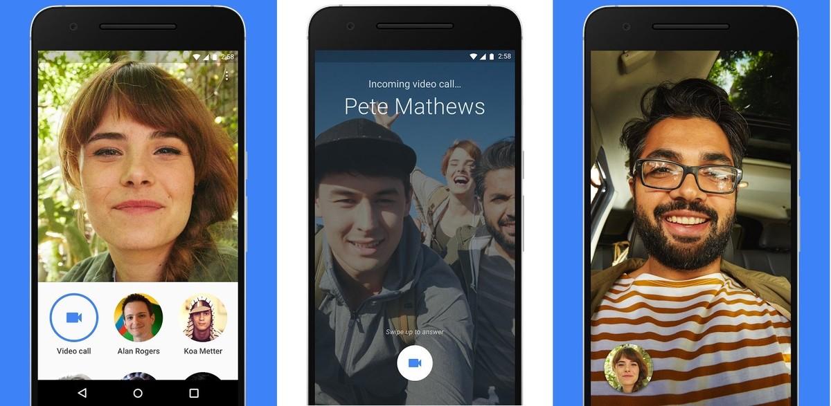 Google llança Duo, una aplicació de videotrucades per competir amb Facetime