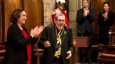 Paco Camarasa, negre i groc