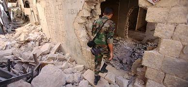 EEUU bombardea a soldados sirios en medio de la tregua