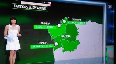 El lapsus geográfico de un programa de TV que irrita a los gallegos