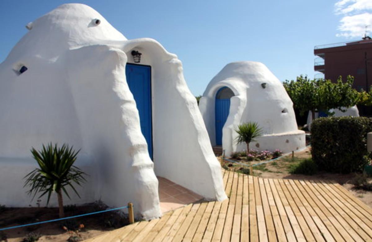 El último camping de Gavà se reinventa y apuesta por el turismo ecológico