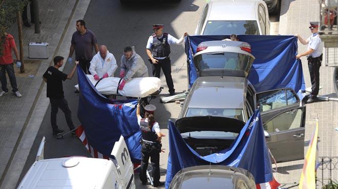 El cadáver en el maletero de un Golf llevaba varios dias fallecido.