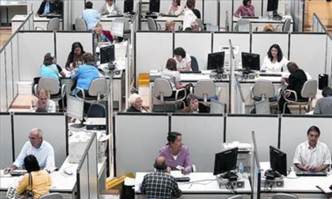 Los inspectores acusan a hacienda de presiones para for Oficinas de hacienda en madrid
