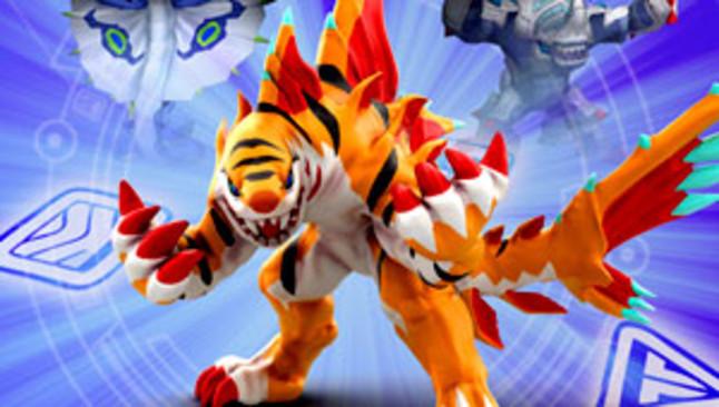 La psp hace realidad los monstruos del armario - Tigershark invizimals ...