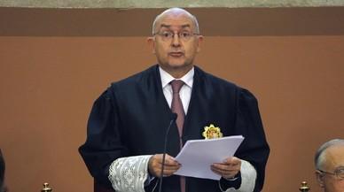 El magistrat Miguel Ángel Gimeno serà el nou director de l'Oficina Antifrau