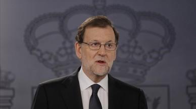 """Rajoy promet """"diàleg"""" per aconseguir una legislatura """"de quatre anys"""""""