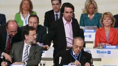 Aznar, cap de l'oposició
