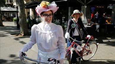 De bicicletes, temples i Melilla