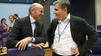 España amenaza con vetar el desembolso de 8.500 millones a Grecia