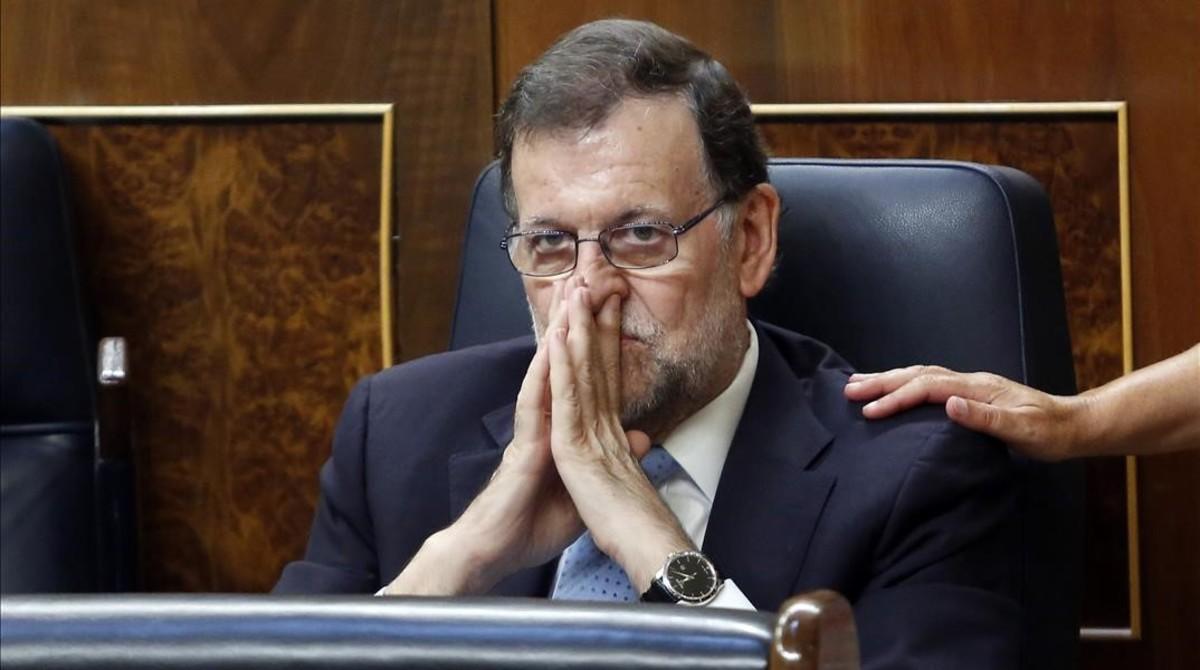 Marino Rajoy: España toda repudia la detención de Oriana Junco