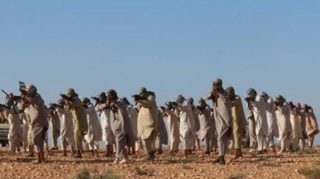 EEUU bombardea un campamento del Estado Isl�mico en Libia y mata a 40 personas
