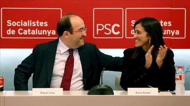 Parlon no disputará a Iceta la candidatura del PSC a la Generalitat