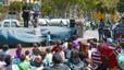 La Sagrera toma las calles con su fiesta primaveral