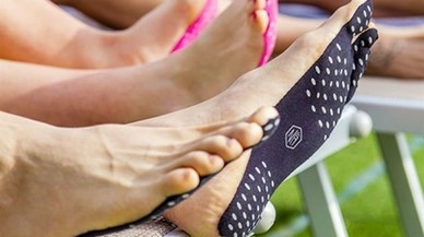 NakeFit, las plantillas todoterreno para poder andar descalzo en cualquier suelo.