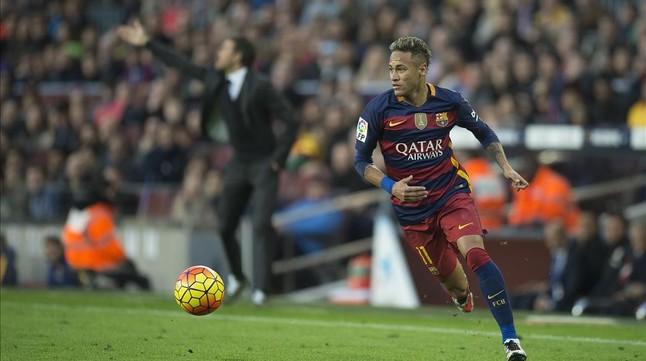 """Neymar: """"Solo quiero ser feliz en el campo"""""""
