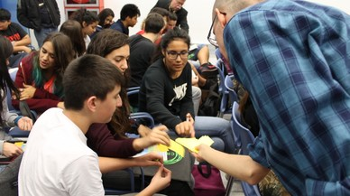 Més alumnes i recursos a les escoles públiques de Barcelona