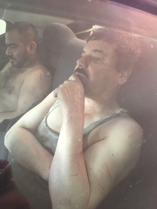 M�xico detiene al 'Chapo' Guzm�n